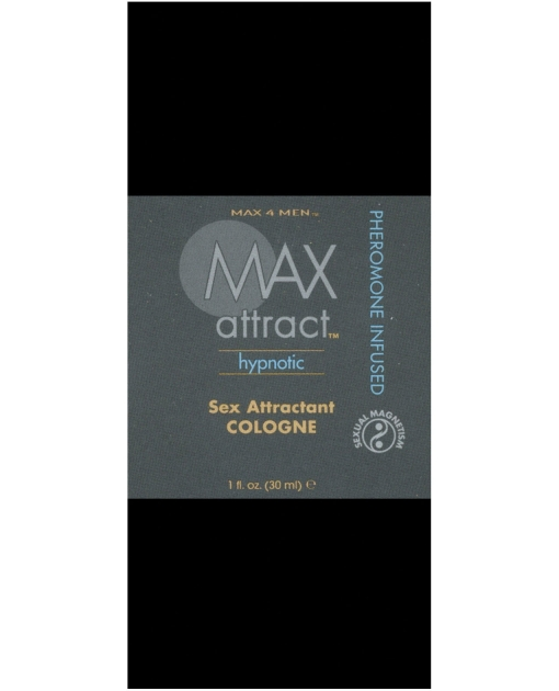 Max Attract Hypnotic Sex Attractant w/Pheromones