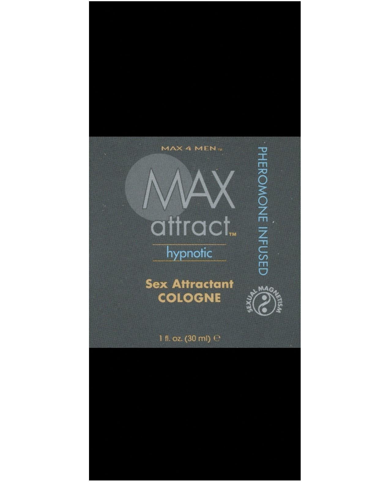 Max Attract Hypnotic Sex Attractant w/Pheromones