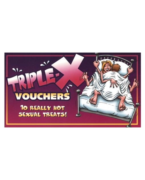 Triple X Voucher