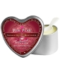 Earthly Body 3 In 1 Candle - 4.7 oz Heart Tin For Play