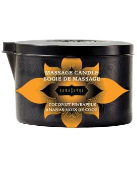 Kama Sutra Massage Candle - Coconut Pineapple