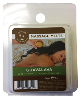 Earthly Body The Mood Set Refill Melts - Pack of 4 Guavalava
