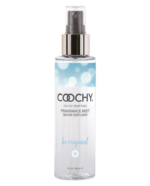 COOCHY Fragrance Mist - 4 oz Be Original
