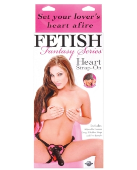 Fetish Fantasy Series Heart Strap-On