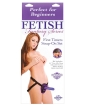 Fetish Fantasy Series First Timers Strap-On Set - Purple