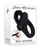 Zero Tolerance Bell Ringer Cock Ring - Black