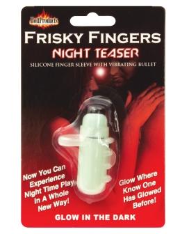 Frisky Fingers - Glow in the Dark Night Teaser