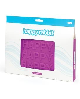 Happy Rabbit HAPPY Storage Zip Bag Large - Purple