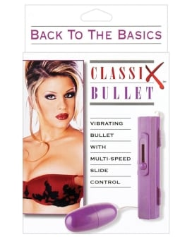Classix Bullet - Purple