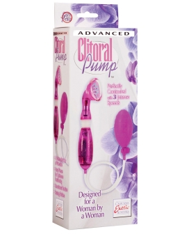 Advanced Clitoral Pump Purple