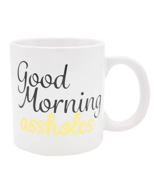 Attitude Good Morning Asshole - 22 oz