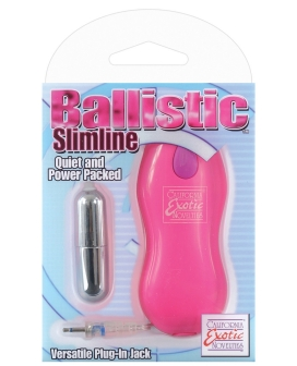 Ballistic Slimline Bullet w/Pink Controller
