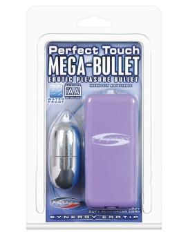 Perfect Touch Mega-Bullet - Lavender