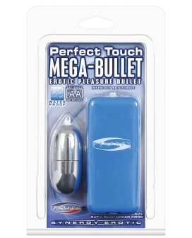 Perfect Touch Mega-Bullet - Blue