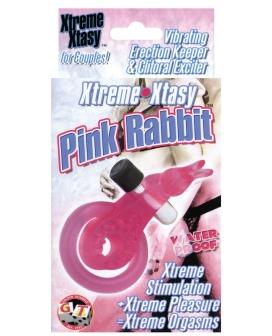 Xtreme Xtasy Rabbit - Pink