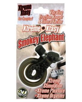 Xtreme Xtasy Elephant - Black