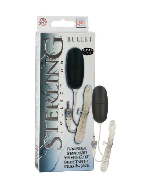 Sterling Bullet - Standard Velvet-Cote Bullet