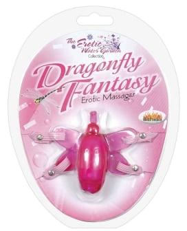 Dragonfly Fantasy w/Adjustable Straps