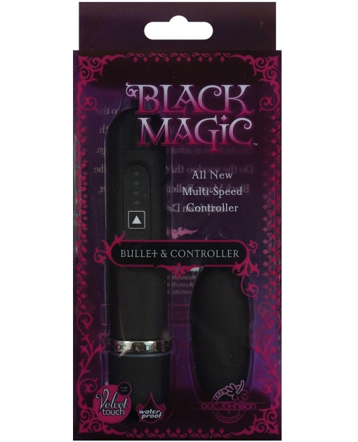 Black Magic Bullet & Controller