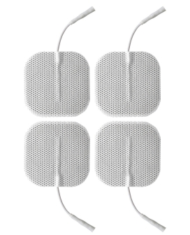 ElectraStim Accessory - Square ElectraPads (Pack of 4)