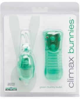 Climax Bunnies - Green