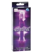 Lighted Shimmers LED Hummer - Purple
