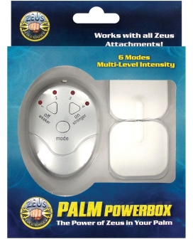 Zeus Electrosex Palm Power Box