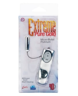 Extreme Pure Gold Micro Bullet - Platinum