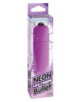 Neon Luv Touch Bullet - Purple