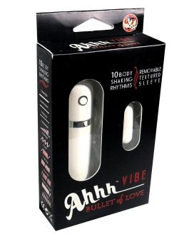AHHH Vibe - White