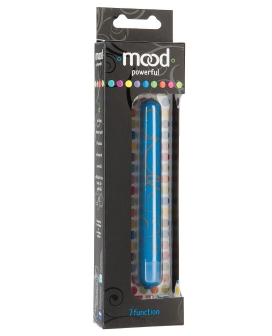 Mood 7 Function Bullet Large - Blue
