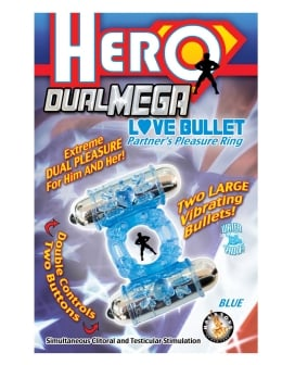 Hero Dual Mega Love Bullet - Blue