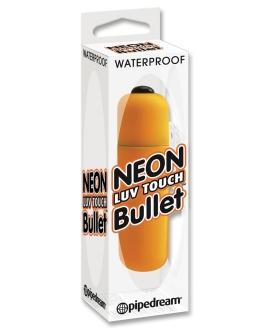 Neon Luv Touch Bullet - Orange