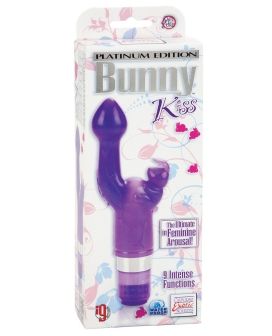 Platinum Edition Bunny Kiss - Purple