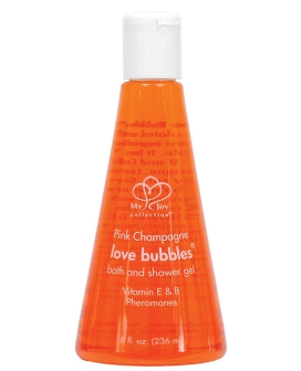 Love Bubbles - 8 oz Pink Champagne