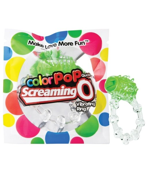 Screaming O Color Pop Quickie - Green
