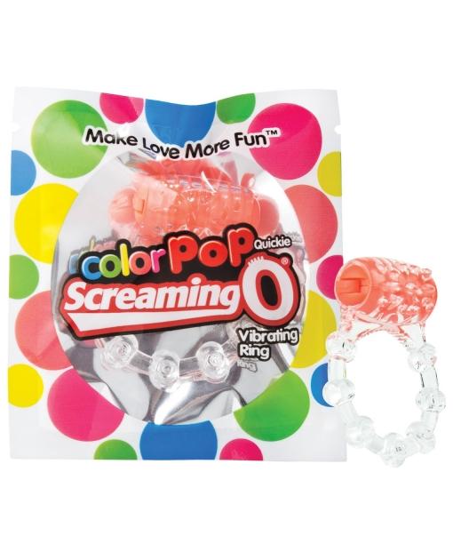 Screaming O Color Pop Quickie - Orange