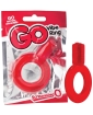 Screaming O GO Vibe Ring - Red