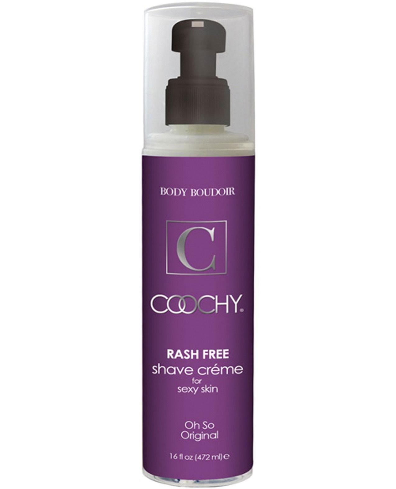 Coochy Rashfree Shave Creme - 16 oz Original