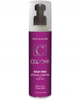 Coochy Rashfree Shave Creme - 16 oz Pear Berry