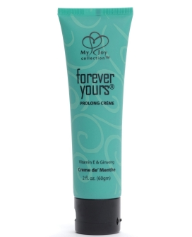 Forever Yours Prolong Creme - 2 oz De Menthe