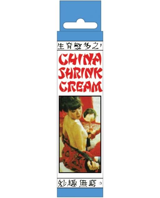 Original China Shrink Cream - .5 oz