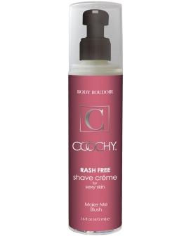 Coochy Rashfree Shave Creme - 16 oz Blush