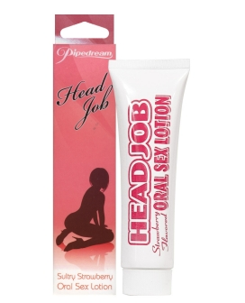 Head Job Oral Sex Lotion - 1.5 oz Strawberry