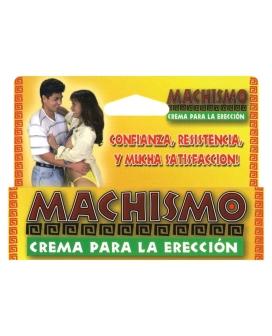 Machismo Cream - .5 oz
