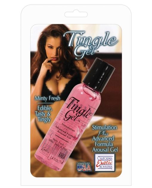 Tingle Gel 2.4 oz