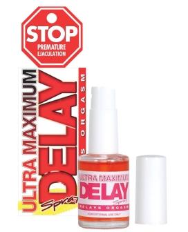 Stop Ultra Maximum Delay Spray - 1.5 oz