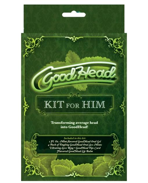 Goodhead Kit for Him - Mint