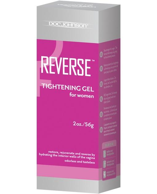 Reverse Vaginal Tightening Cream for Women - 2 oz Tube