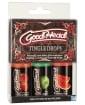 Good Head Tingle Drops 1oz Bottle Asst. Flavors Pack of 3